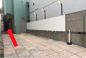 ジュンコ先生の教室神楽坂への道順6